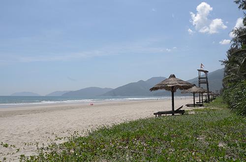 ベトナム海岸